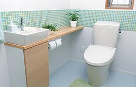 システムトイレ画像
