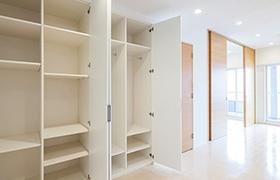 収納スペースの増設画像