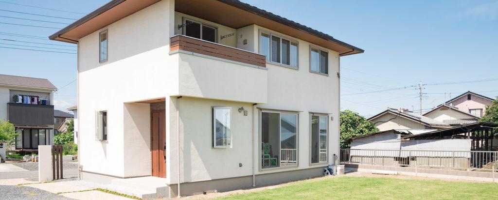 岐阜県で一生に一度の後悔しない新築住宅を画像
